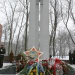 Пам'ятник воїнам-інтернаціоналістам. м. Харків. 16 лютого 2004 року