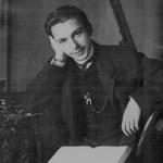 М. Барабашов під час перебування на лікуванні в Італії (м. Сан-Ремо). (1914 р.) ф.Р. - 5875, оп. 1, спр. 615, арк. 2