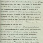 Лист М.П. Барабашова професору О. Долльфусу з питань, пов'язаних з діяльністю комісії № 16 Міжнародної астрономічної спілки. 20 вересня 1959 р.,  ф.Р-5875, оп.1, спр.305, арк.3