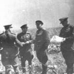 На спостережному пункті 7-ої гвардійської армії напередодні вирішальної битви за Харків. Серпень 1943 р. 0-17901