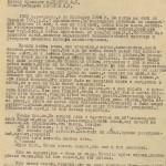 Стенограма бесіди, проведеної з Черненко Г.Й., єврейкою за національністю, про її життя під час нацистської окупації м. Харків  Копія. (7 жовтня 1944 р. ф.П. - 3746, оп.1, спр.167,арк.1