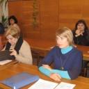 Члени колегії під час засідання