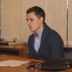 Головний спеціаліст Юридичного департаменту ХОДА Анатолій Мойсієнко