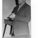 Фотографія Епштейна Аркадія Ісаковича. Фото  11 листопада 1970 року. Ф.Р-6529, оп. 3, спр. 105, арк.28