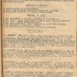 Постанова засідання комісії з чистки парторганізації Промвиставки від 9 січня 1938 року (протокол № 4) про перевірку Ялі Сави Георгійовича. Оригінал.  9 січня 1938 року. ф.П-20, оп. 3, спр. 135,  арк. 19