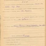 Анкета заарештованого Кіріцева Антона Івановича. Оригінал. 25 листопада  1937 року . ф.Р-6452, оп. 4, спр. 422, арк. 6 зв.