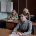 Доповідає головний спеціаліст відділу інформації та використання документів держархіву області Валентина Плисак