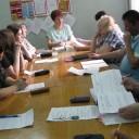 Члени ЕПК під час засідання